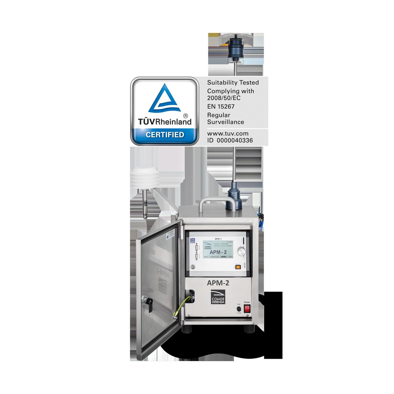 APM-2 of Comde-Derenda GmbH