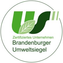Logo des Brandenburger Umweltsiegels